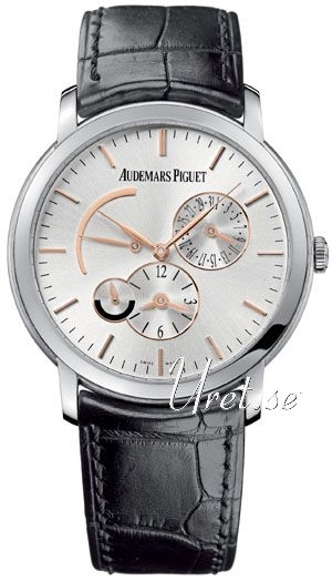 Audemars Piguet Jules Audemars Herrklocka 26380BC.OO.D002CR.01 Dual Time - Audemars Piguet