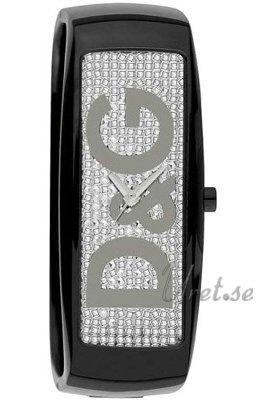 Dolce & Gabbana D&G Intelligence Damklocka DW0256 - Dolce & Gabbana D&G