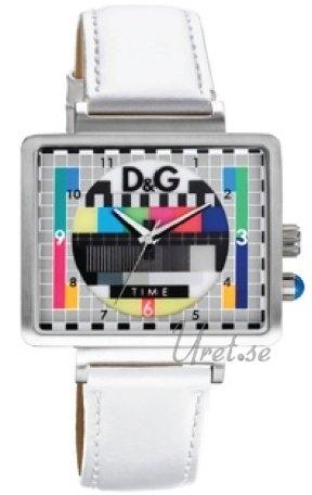 Dolce & Gabbana D&G Medicine Man DW0513 TV Test Card Dial - Dolce & Gabbana D&G