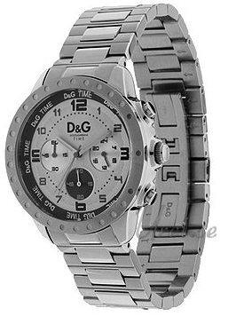 Dolce & Gabbana D&G Dance Herrklocka DW0191 Silverfärgad/Stål - Dolce & Gabbana D&G