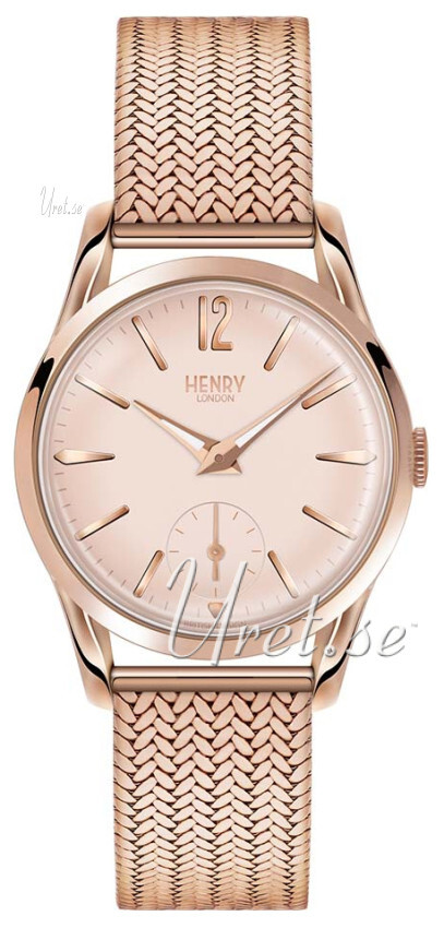 Henry London Shoreditch Damklocka HL30-UM-0164 - Henry London