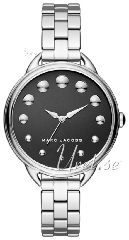 Marc by Marc Jacobs 99999 Damklocka MJ3493 Svart/Stål Ø36 mm - Marc by Marc Jacobs