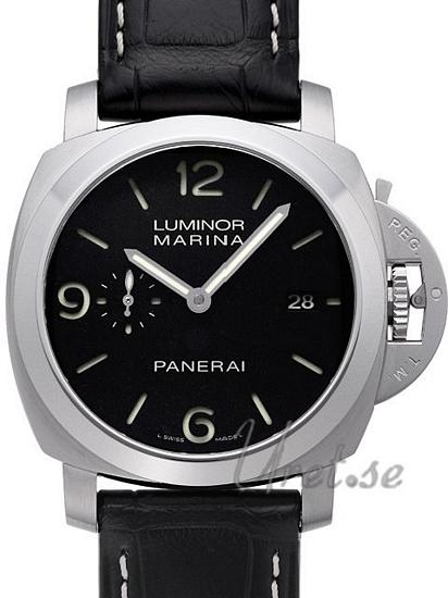 Panerai Contemporary Luminor 1950 3 Days Automatic Herrklocka PAM 312 - Panerai