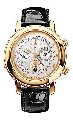 Patek Philippe Grand Complications Sky Moon Tourbillon Herrklocka - Patek Philippe