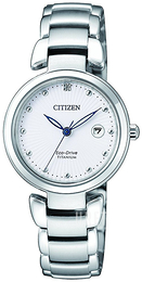 Citizen Titanium Vit/Titan Ø29 mm EW2500-88A