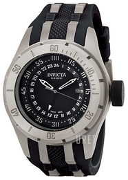 Invicta Force Svart/Stål Ø50 mm 0224