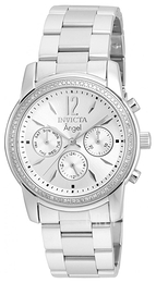 Invicta Angel Diamond Silverfärgad/Stål Ø38 mm 21714