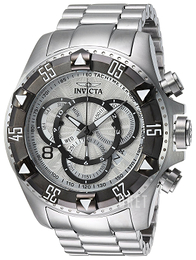 Invicta Excursion Silverfärgad/Stål Ø52 mm 24262