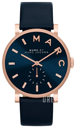 Marc by Marc Jacobs Blå/Läder Ø36 mm MBM1329