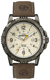 Timex Expedition Beige/Läder Ø45 mm T49990
