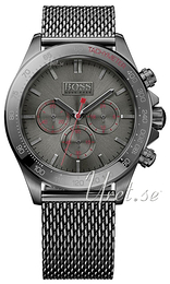 Hugo Boss Ikon Grå/Stål Ø44 mm 1513443