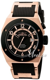 Invicta Forcetion Svart/Stål Ø46 mm 5841