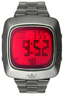 Adidas 99999 Herrklocka ADH1850 LCD/Stål - Adidas