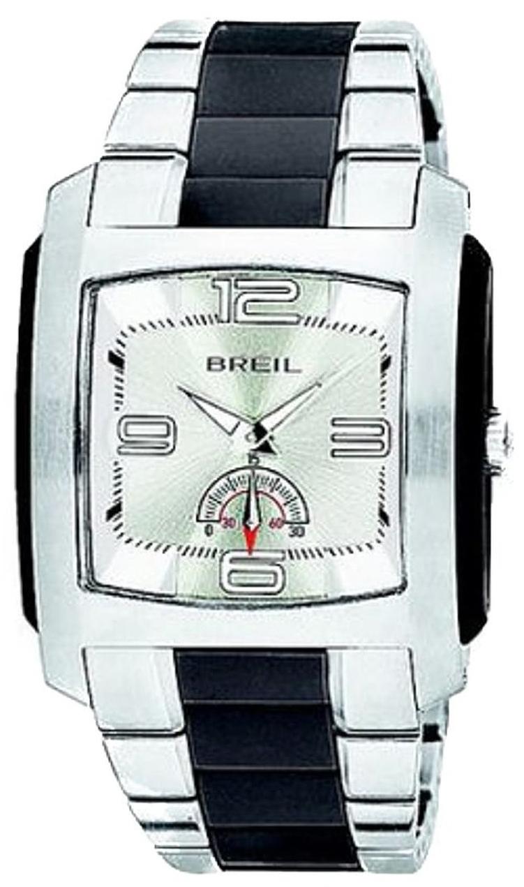 Breil Dress Herrklocka BW0225 Silverfärgad/Plast - Breil
