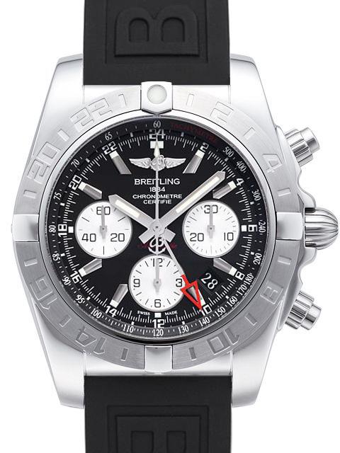 Breitling Chronomat 44 GMT Herrklocka AB042011-BB56-152S-A20S.1 - Breitling