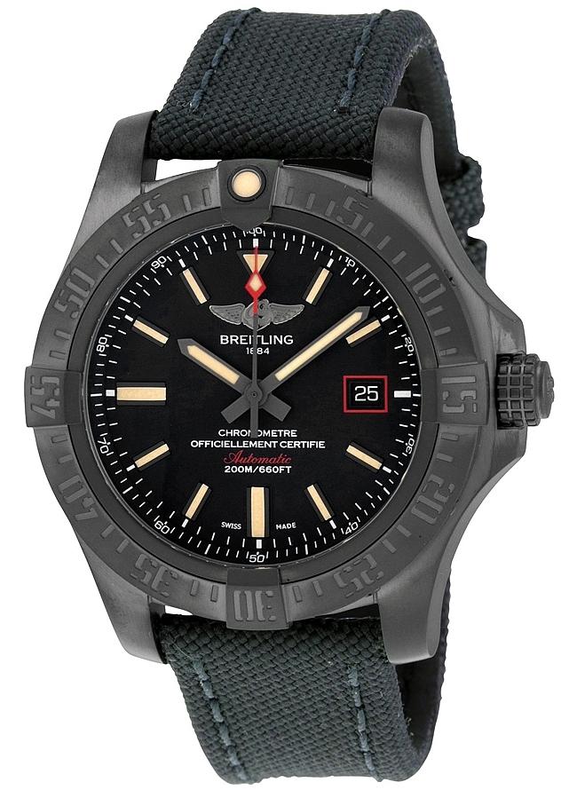 Breitling Avenger Blackbird 44 Herrklocka V1731110-BD74-109W-M20BASA.1 - Breitling