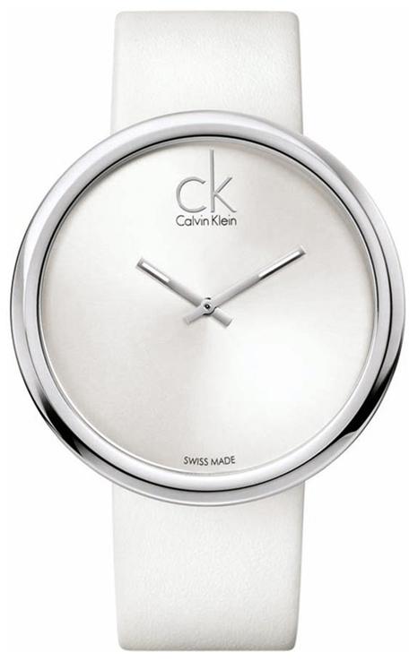 Calvin Klein Appeal Damklocka K0V23120 Silverfärgad/Läder Ø46 mm - Calvin Klein