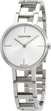 Calvin Klein 99999 Damklocka K8N23146 Silverfärgad/Stål Ø32 mm - Calvin Klein