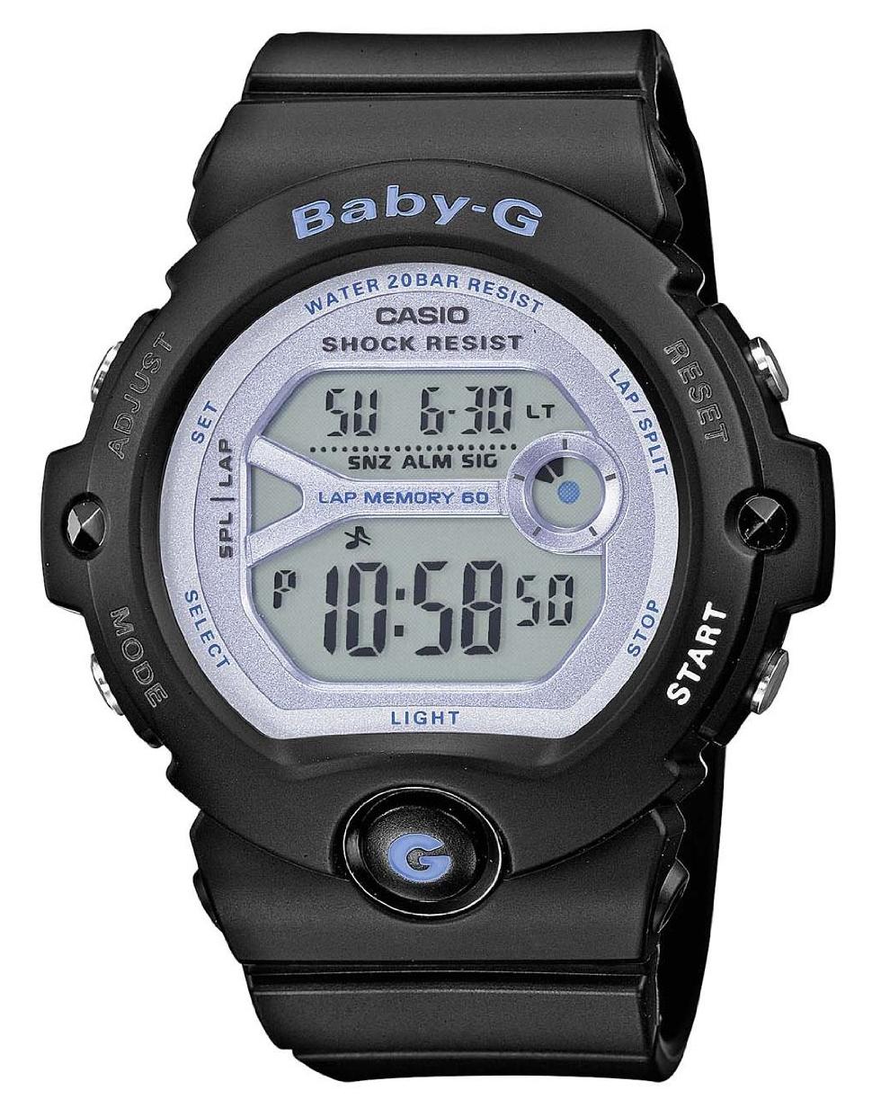 Casio Baby-G Damklocka BG-6903-1ER LCD/Resinplast Ø45 mm - Casio