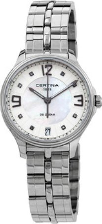 Certina DS Dream Damklocka C021.210.11.116.00 Stål Ø30.5 mm - Certina