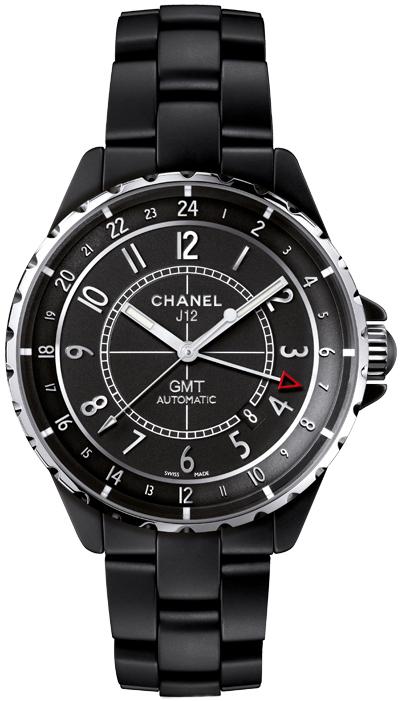 Chanel J12 Herrklocka H3101 Svart/Keramik Ø41 mm - Chanel