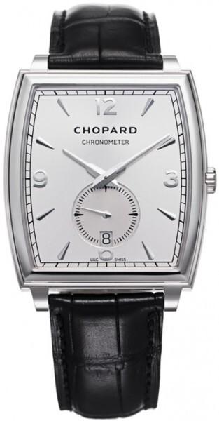 Chopard L.U.C XP Herrklocka 162294-1001 Silverfärgad/Läder Ø40 mm - Chopard
