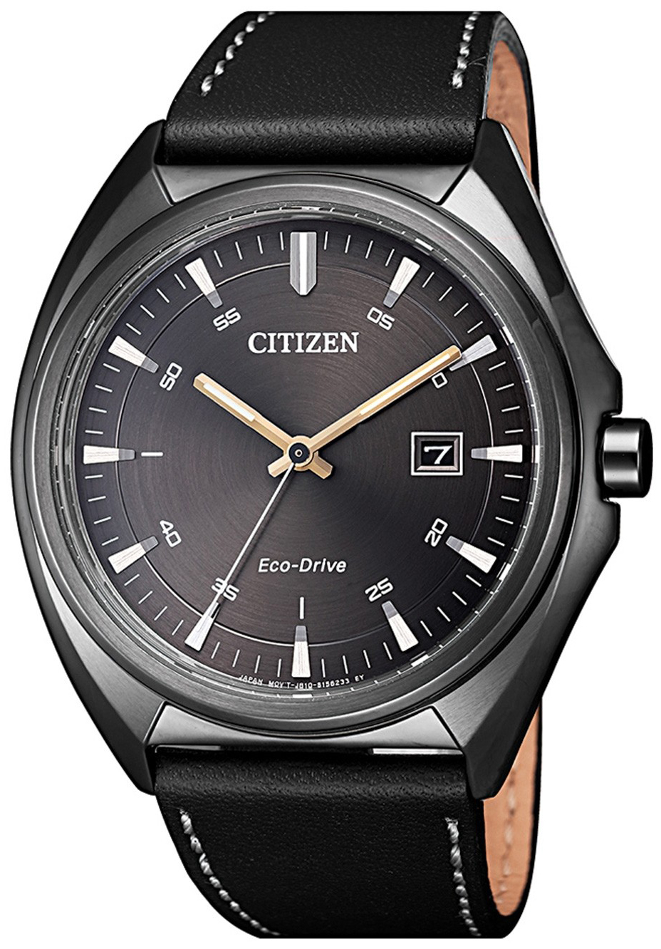 Citizen 99999 Herrklocka AW1577-11H Svart/Läder Ø42 mm - Citizen