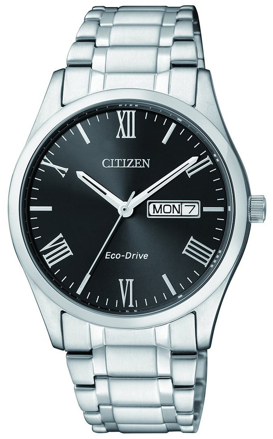 Citizen Eco Drive 180 Herrklocka BM8506-83E Svart/Stål Ø41 mm - Citizen