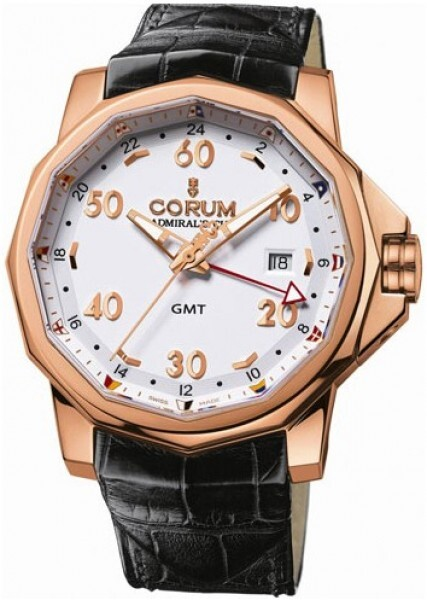 Corum Admirals Cup Challaenger 44 Herrklocka 383.330.55-0081 AA12 - Corum