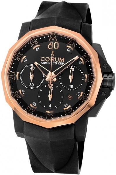 Corum Admirals Cup Challaenger 44 Herrklocka 753.803.03-0371 AN22 - Corum