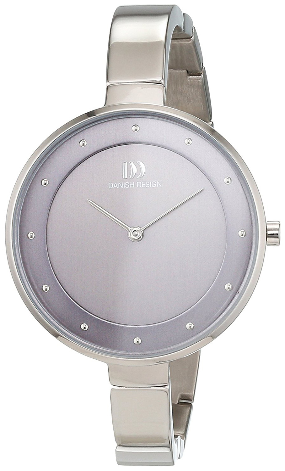 Danish Design Classic Damklocka 3326611 Grå/Titan Ø35 mm - Danish Design
