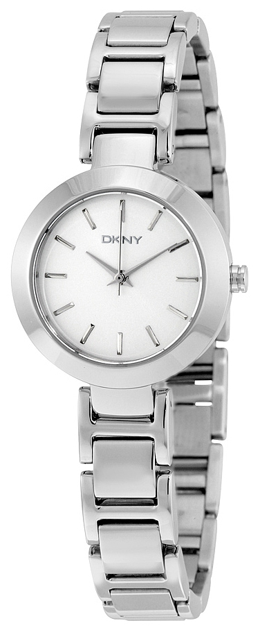DKNY Dress Damklocka NY2398 Silverfärgad/Stål Ø28 mm - DKNY