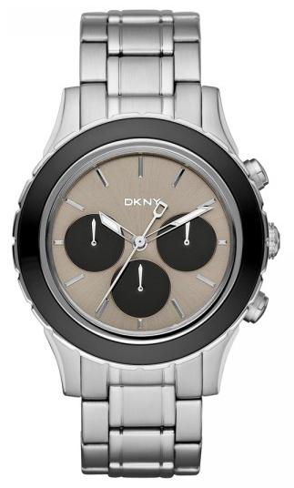 DKNY Chronograph Herrklocka NY8659 Grå/Stål Ø44 mm - DKNY