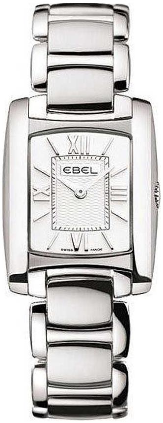 Ebel Brasilia Damklocka 1215601 Vit/Stål Ø29.5 mm - Ebel
