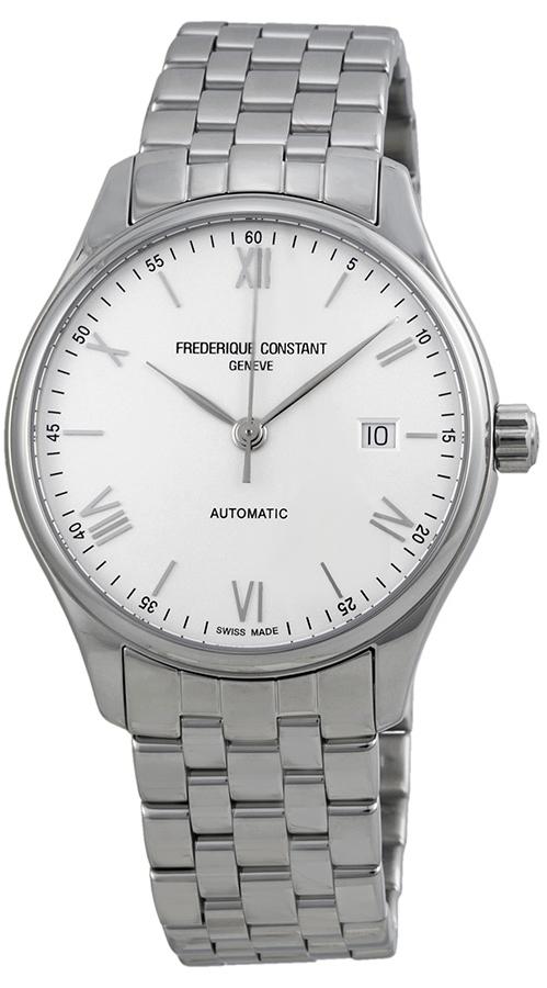 Frederique Constant Classics Herrklocka FC-303WN5B6B Silverfärgad/Stål - Frederique Constant