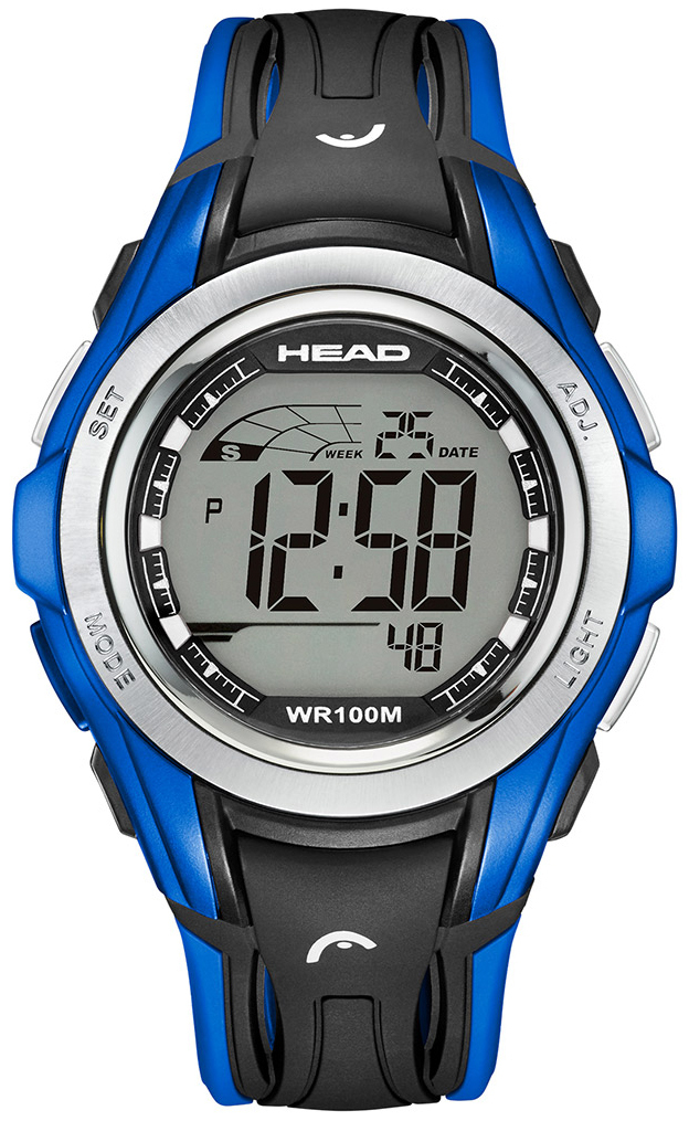 HEAD Winner HE-108-02 LCD/Resinplast Ø46 mm - HEAD