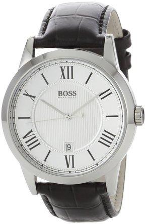Hugo Boss Classic Herrklocka 1512439 Silverfärgad/Läder Ø40 mm - Hugo Boss