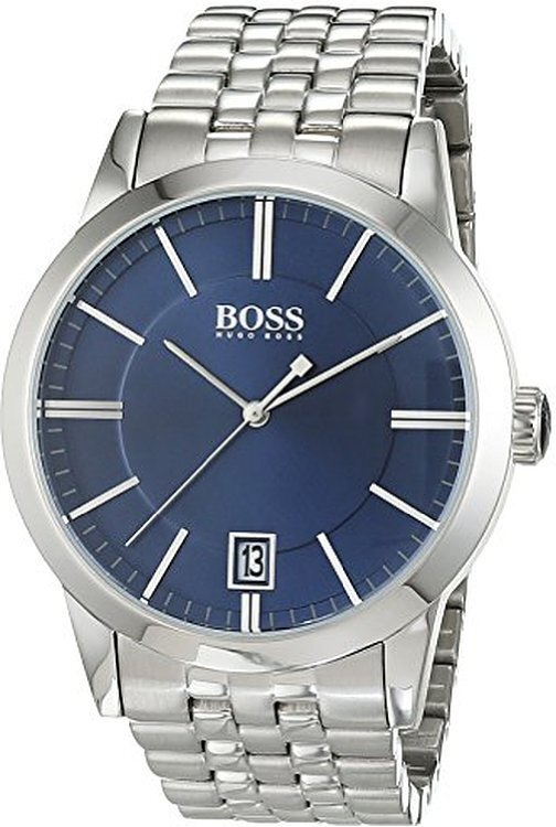 Hugo Boss Success Herrklocka 1513135 Blå/Stål Ø42 mm - Hugo Boss
