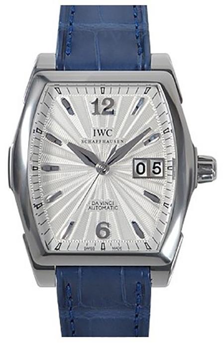 IWC Da Vinci Herrklocka IW452314 Brun/Läder 42.5x35.6 mm - IWC