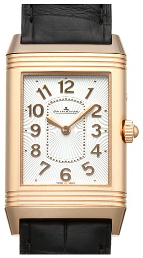 Jaeger LeCoultre Grande Reverso Lady Ultra Thin Duetto Duo Pink Gold - Jaeger LeCoultre