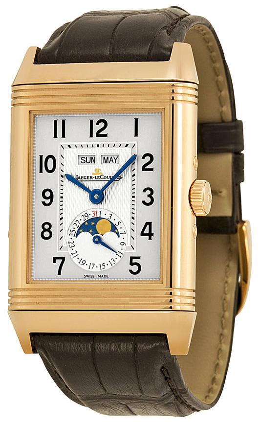 Jaeger LeCoultre Grande Reverso Calendar Pink Gold Herrklocka 3752520 - Jaeger LeCoultre