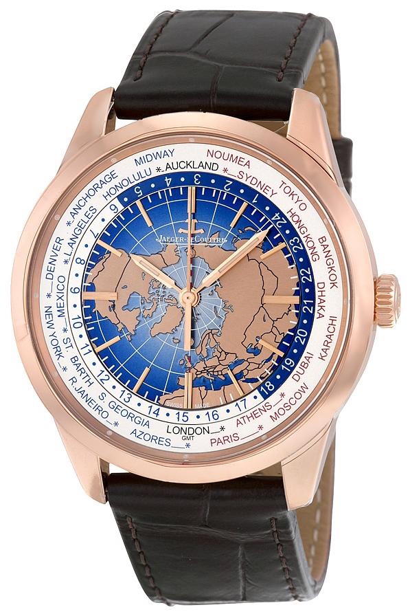 Jaeger LeCoultre Geophysic® Universal Time Pink Gold Herrklocka 8102520 - Jaeger LeCoultre