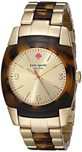 Kate Spade 99999 Damklocka 1YRU0282 Gulguldstonad/Resinplast - Kate Spade