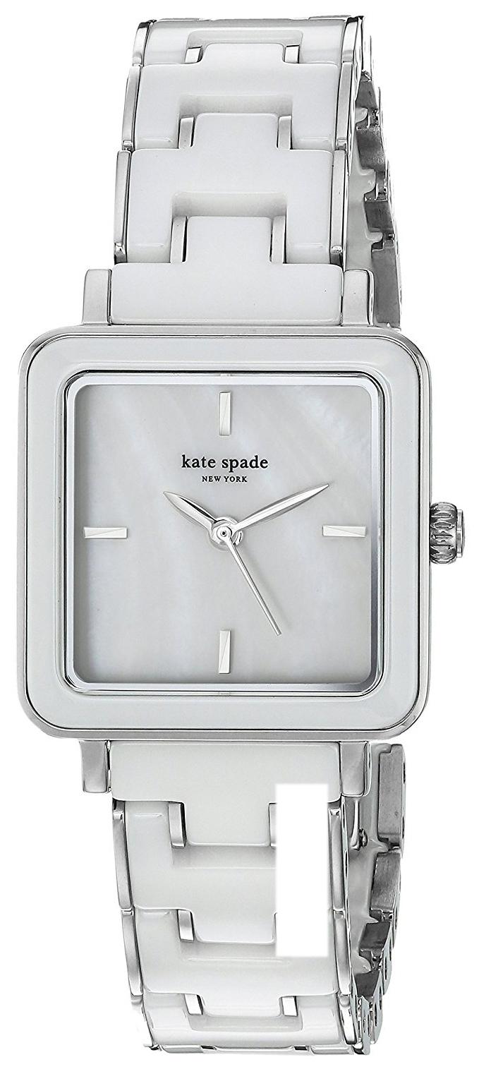 Kate Spade 99999 Damklocka KSW1202 Silverfärgad/Stål - Kate Spade