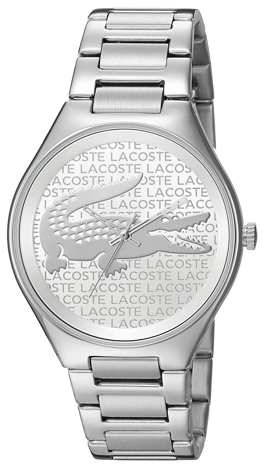 Lacoste Valencia Damklocka 2000931 Silverfärgad/Stål Ø38 mm - Lacoste