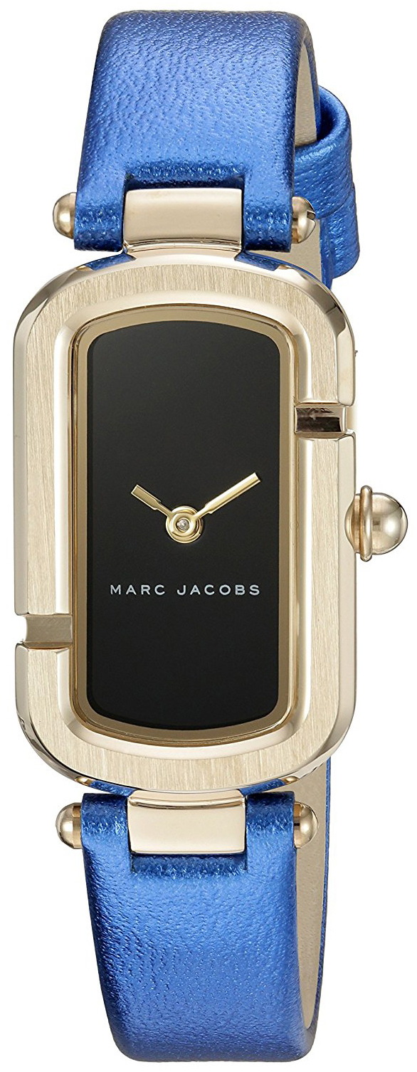 Marc by Marc Jacobs Jacobs Damklocka MJ1501 Svart/Läder - Marc by Marc Jacobs
