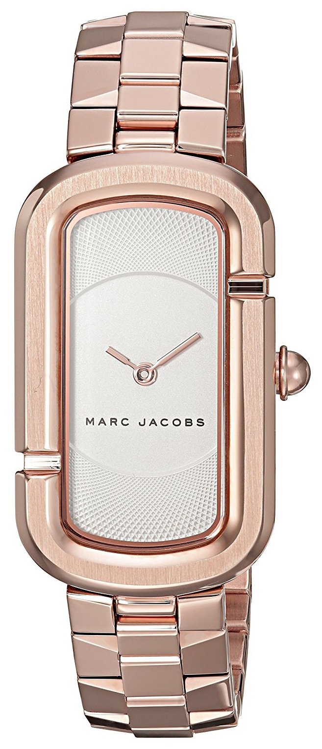Marc by Marc Jacobs Dress Damklocka MJ3502 Vit/Roséguldstonat stål - Marc by Marc Jacobs