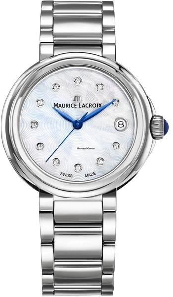 Maurice Lacroix Fiaba Damklocka FA1007-SS002-170-1 Silverfärgad/Stål - Maurice Lacroix