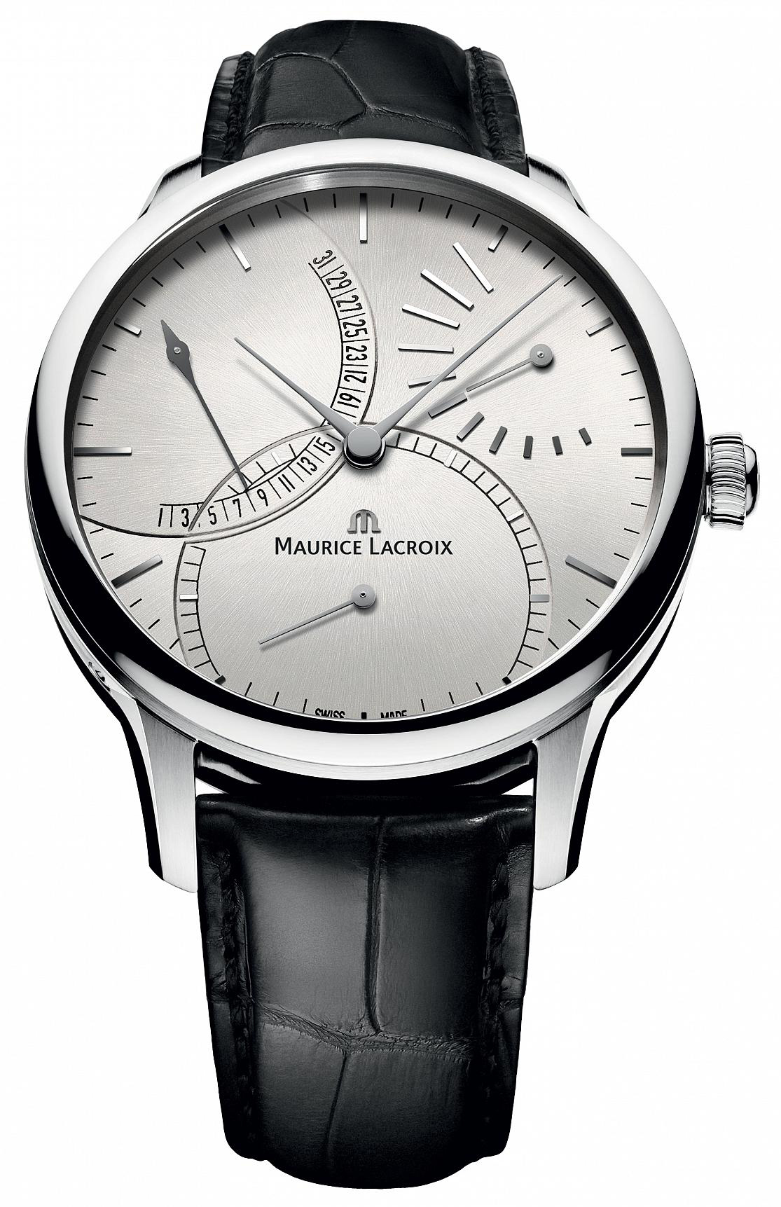 Maurice Lacroix Masterpiece Herrklocka MP6508-SS001-130-1 - Maurice Lacroix