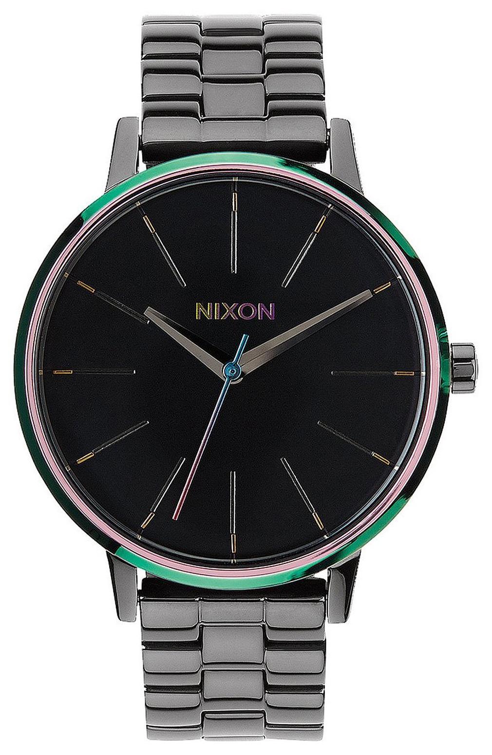 Nixon 99999 Damklocka A0991698-00 Svart/Stål Ø37 mm - Nixon